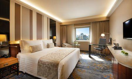 Habitación Superior - Kempinski Hotel Beijing Lufthansa Center - Beijing