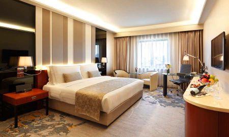 Chambre Executive Deluxe - Kempinski Hotel Beijing Lufthansa Center - Pékin