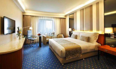 Chambre Grand Deluxe - Kempinski Hotel Beijing Lufthansa Center - Pékin