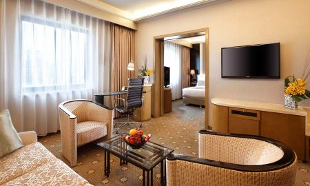 Suite Junior - Kempinski Hotel Beijing Lufthansa Center - Beijing