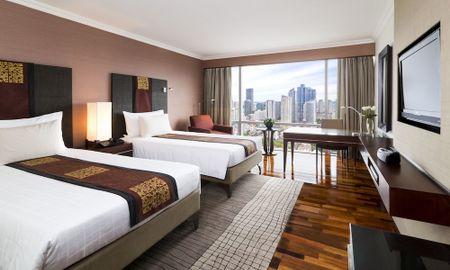 Habitación Executive Twin - Pullman Bangkok Hotel G - Bangkok