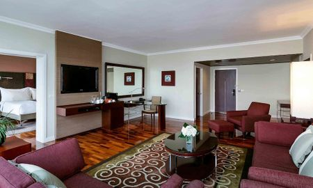 Executive Suite - Pullman Bangkok Hotel G - Bangkok