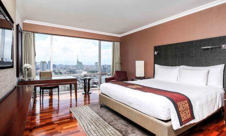 Habitación Deluxe Premium - Piso Alto - Pullman Bangkok Hotel G - Bangkok