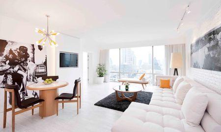 G Suite - Pullman Bangkok Hotel G - Bangkok