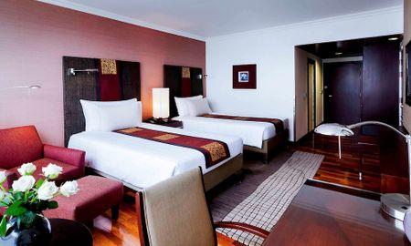Habitación Deluxe Twin Premium - Piso Alto - Pullman Bangkok Hotel G - Bangkok