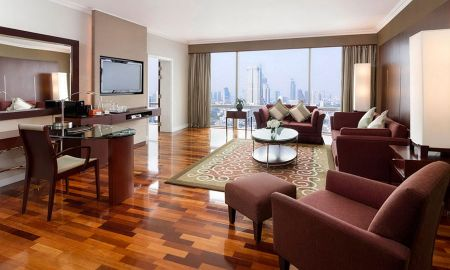 Suite Executiva, Lounge Access, 1 Double Size Bed - Pullman Bangkok Hotel G - Bangkok