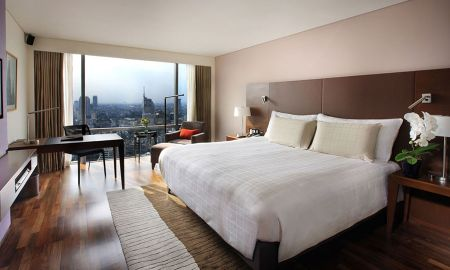 Quarto Executivo, Lounge Access, 1 Double Size Bed - Pullman Bangkok Hotel G - Bangkok