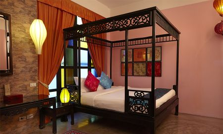 Habitación Superior Mei Hua with Complimentary Experience - Shanghai Mansion Bangkok - Bangkok