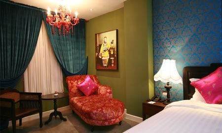 Habitación Deluxe Ying Hua with Complimentary Experience - Shanghai Mansion Bangkok - Bangkok
