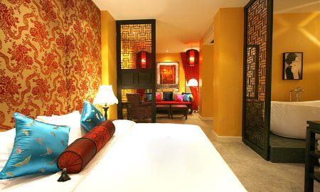 Suite Mu Dan with Complimentary Experience - Shanghai Mansion Bangkok - Bangkok
