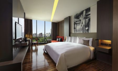 So Cosy Room with City Skyline View - SO Sofitel Bangkok - Bangkok