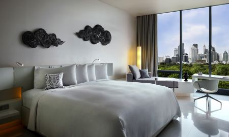 So Comfy room with City or Park view - SO Sofitel Bangkok - Bangkok