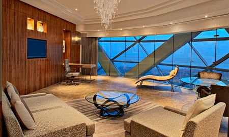 Suite Executiva - Andaz Capital Gate Abu Dhabi - A Concept By Hyatt - Abu Dhabi