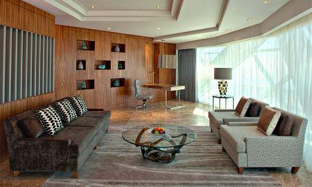 Capital Suite - Andaz Capital Gate Abu Dhabi - A Concept By Hyatt - Abu Dhabi