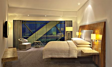 Quarto Deluxe King - Andaz Capital Gate Abu Dhabi - A Concept By Hyatt - Abu Dhabi