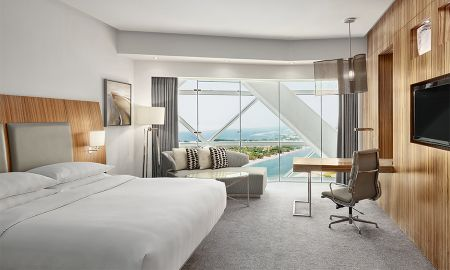 Quarto King - Andaz Capital Gate Abu Dhabi - A Concept By Hyatt - Abu Dhabi