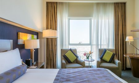 Quarto Superior King - Grand Millennium Al Wahda Abu Dhabi - Abu Dhabi