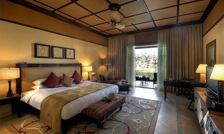Luxus Gartenzimmer - Desert Islands Resort & Spa By Anantara - Abu Dhabi