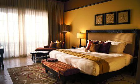 Premier Zimmer Meerblick - Desert Islands Resort & Spa By Anantara - Abu Dhabi