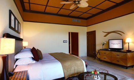 Deluxe-Zimmer Meerblick - Desert Islands Resort & Spa By Anantara - Abu Dhabi