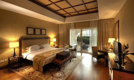 Villa Una Camera con Piscina - Anantara Desert Islands Resort & Spa - Abu Dhabi