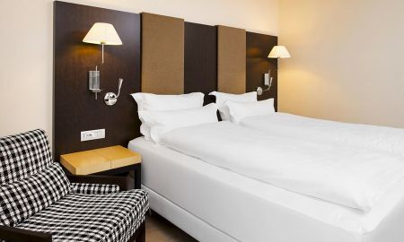 Standard Room Single Use - NH Geneva Airport Hotel - Geneva