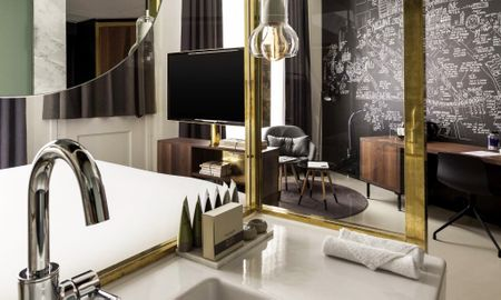 Suite King Junior - INK Hotel Amsterdam - MGallery Collection - Ámsterdam
