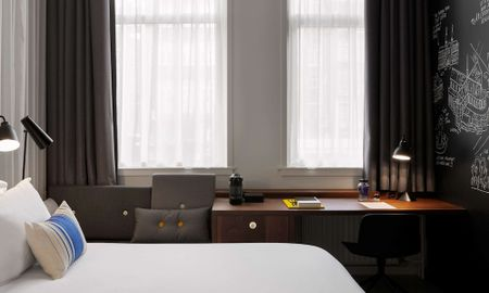 Habitación Deluxe King - INK Hotel Amsterdam - MGallery Collection - Ámsterdam