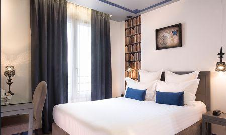 Elegante - Hotel Mademoiselle - Paris