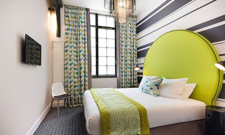 Superior-Doppelzimmer - Hotel Fabric - Paris