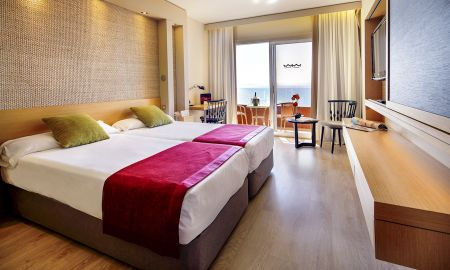 Chambre Double - Accès Gratuit Fitness et Spa - Hotel Riu Palace Bonanza Playa - Îles Baléares