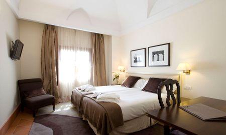 Chambre Double ou Twin - Hotel San Antonio El Real - Segovie