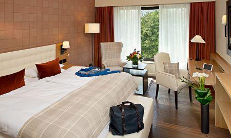 Quarto Superior - Kempinski Hotel Frankfurt Gravenbruch - Frankfurt
