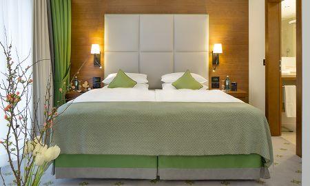 Grand Deluxe Room - Kempinski Hotel Frankfurt Gravenbruch - Frankfurt