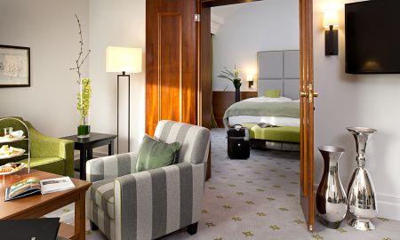 Suite Júnior - Kempinski Hotel Frankfurt Gravenbruch - Frankfurt