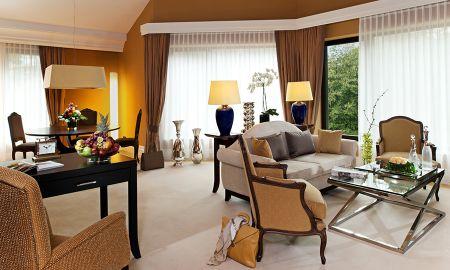 Suite Parc - Kempinski Hotel Frankfurt Gravenbruch - Francfort