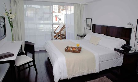 Suite Balcone - Awwa Suites & SPA - Buenos Aires