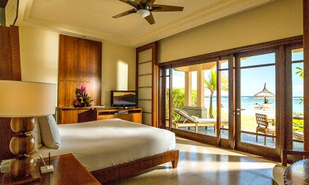 Junior Suite - Beachfront - Shanti Maurice Resort & Spa - Mauritius Island