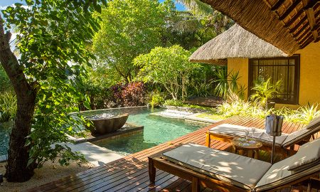 Luxus Suite Villa mit Pool - Shanti Maurice Resort & Spa - Mauritius