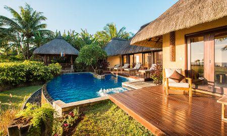 Suite Villa - 2 Bedrooms - Shanti Maurice Resort & Spa - Mauritius Island
