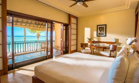 Junior Suite - Ozeanblick - Shanti Maurice Resort & Spa - Mauritius