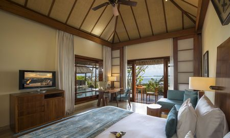 Beachfront Suite Pool Villa - Shanti Maurice Resort & Spa - Mauritius Island