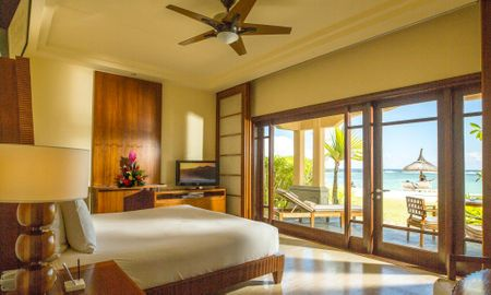Beachfront Junior Suite - Shanti Maurice Resort & Spa - Mauritius Island