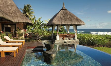 Ocean View Double Suite Pool Villa - Shanti Maurice Resort & Spa - Mauritius Island