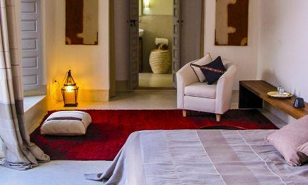 Chambre Deluxe - Riad Talaa 12 - Marrakech