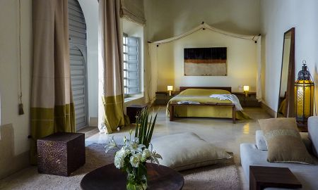 Suite Deluxe - Riad Talaa 12 - Marrakech
