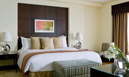 Quarto Twin Luxo com Vista mar - Sofitel Al Khobar The Corniche - Khobar