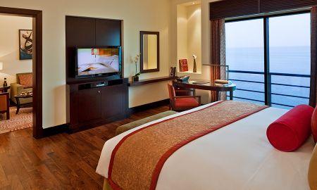 Suite Prestigio con Vista al Mar - Sofitel Al Khobar The Corniche - Khobar
