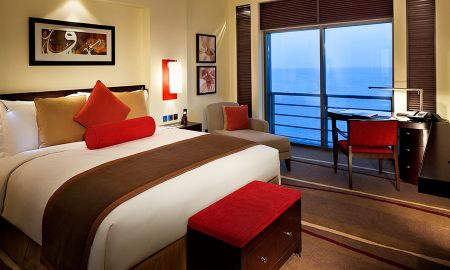 Quarto Luxury com Vista ao Mar - Sofitel Al Khobar The Corniche - Khobar