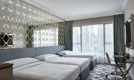 Deluxe Triple Room - Dorsett Wanchai Hong Kong - Hong Kong